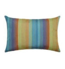 """Gotcha Covered Astoria Lagoon Lumbar Pillow 9""""x18"""""""