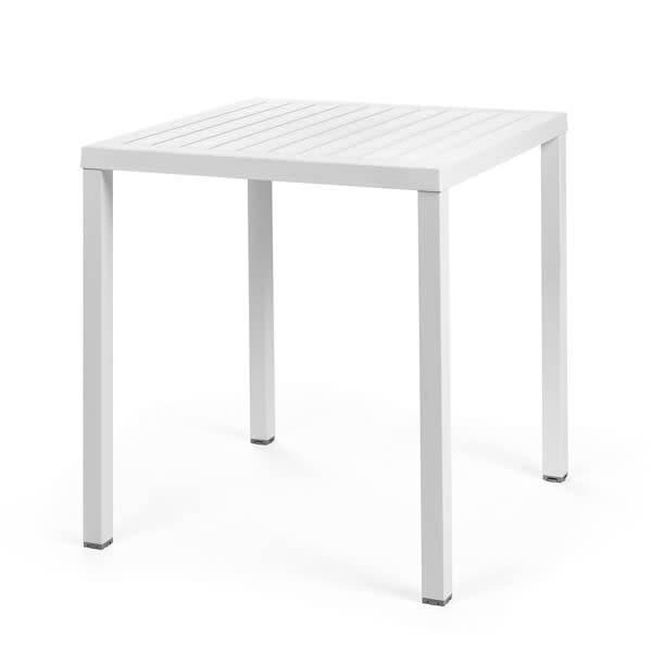Nardi Cube 70 Table - Bianco