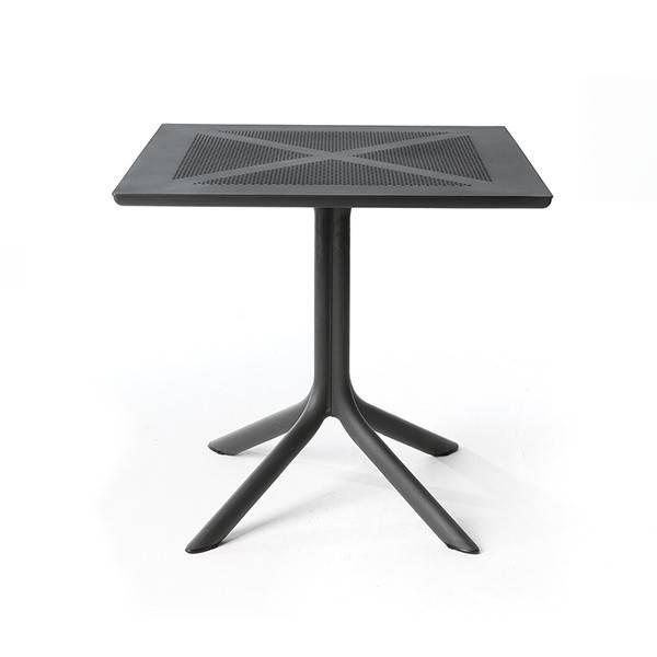 Nardi Clip X  NET 80 Table - Antracite