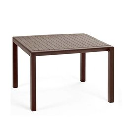 Nardi Aria 60 Side Table - Caffe