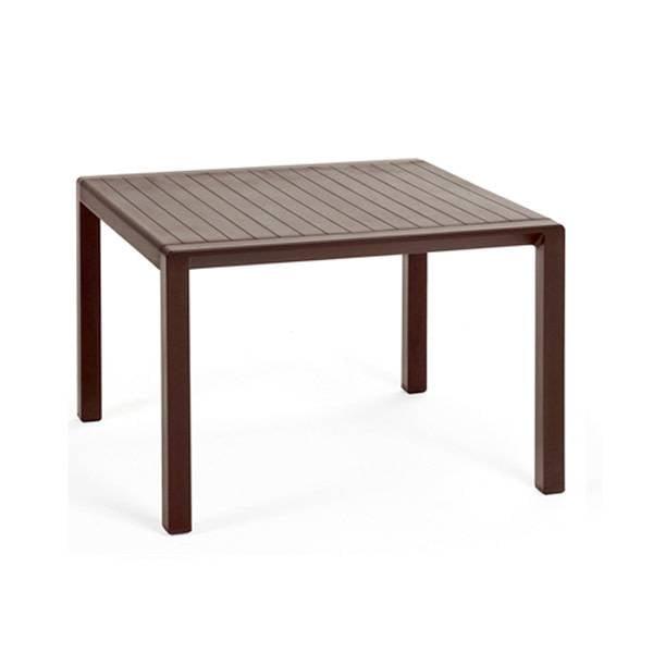 Nardi Aria 60 Side Table - Caffe