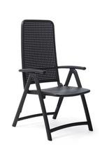 Nardi Darsena Folding Chair - Antracite