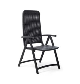 Nardi Darsena Folding Chair - Antracite