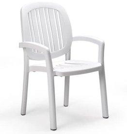 Nardi Ponza Stack Chair - Bianco