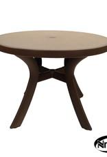 "Nardi Toscana 47"" Round Table - Caffe"