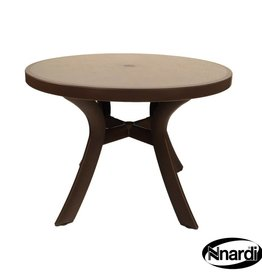 "Nardi Toscana 47"" Round Table - Caffe"