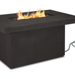 Real Flame Ventura Rectangular Fireplace - Glacier Gray