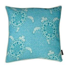 "Lava Pillows Sea Turtles 18"" Pillow"