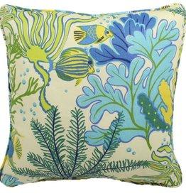 "Lava Pillows Lagoon 17"" Pillow"