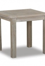 Sunset West USA COASTAL TEAK END TABLE