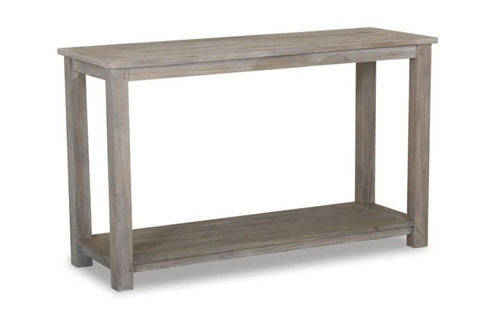 Sunset West USA COASTAL TEAK SOFA/CONSOLE TABLE