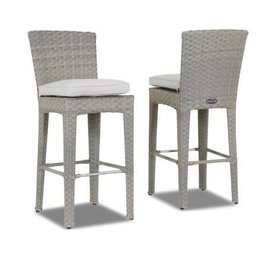Sunset West USA MAJORCA BARSTOOL/COUNTER STOOL (GRADE A FABRIC)