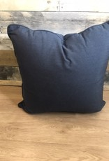 "Sunset West USA Spectrum Indigo 20"" Pillow"
