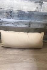 "Sunset West USA Canvas Antique Beige  9""x22"" Pillow"