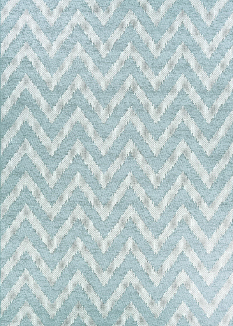 "Couristan Timber Cascade Serenity - Blue 6'4""X9'6"""