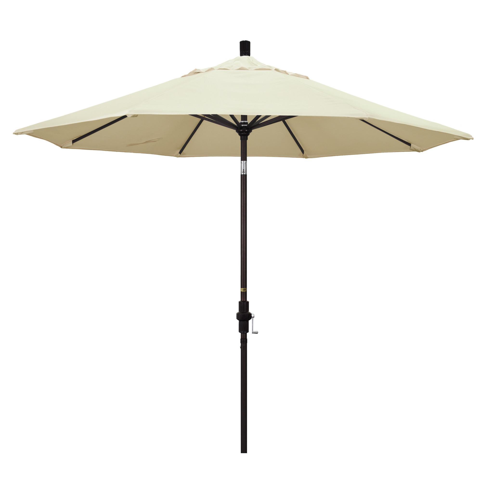 California Umbrella 9' Collar Tilt - Pacifica Canvas