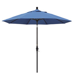 California Umbrella 9' Collar Tilt - Pacifica Capri