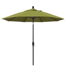 California Umbrella 9' Collar Tilt - Pacifica Ginkgo