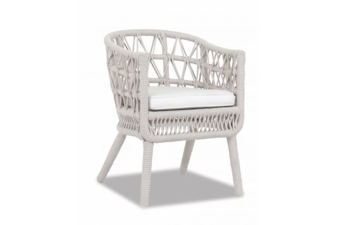 Sunset West USA DANA ROPE DINING CHAIR