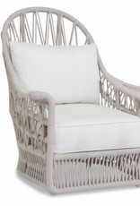 Sunset West USA DANA ROPE WING CHAIR