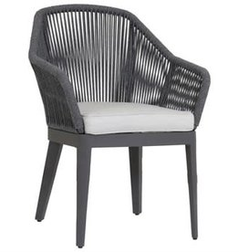 Sunset West USA MILANO DINING CHAIR (GRADE A FABRIC)