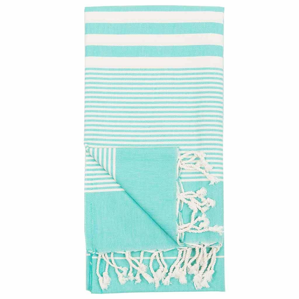 Pokoloko Kreative Ltd. Turkish Towel - Harem - Turquoise
