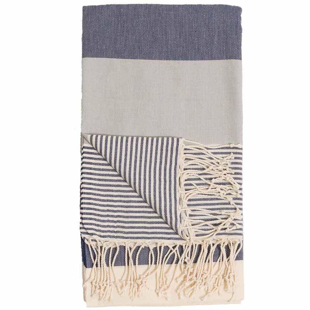 Pokoloko Kreative Ltd. Turkish Towel - Hawaii - Jean