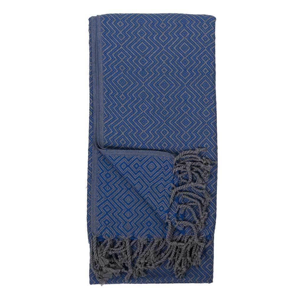 Pokoloko Kreative Ltd. Turkish Towel - Paragon - Navy
