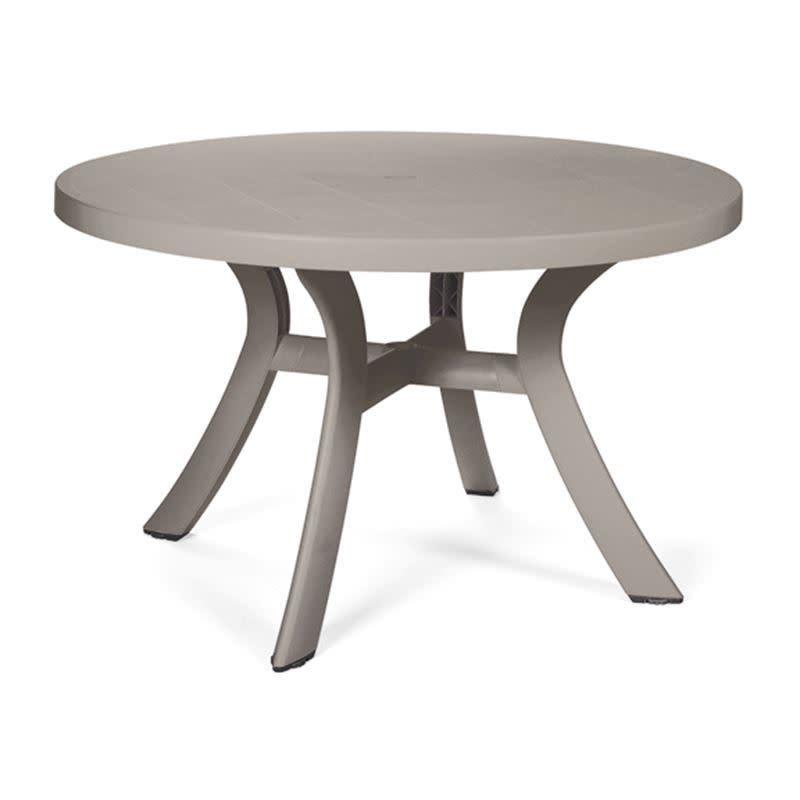 "Nardi Toscana 47"" Round Table - Tortora"