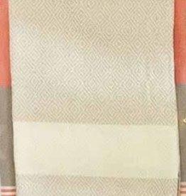 Pokoloko Kreative Ltd. Turkish Towel - Diamond - Cream