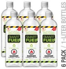 Anywhere Fireplace Smart Fuel - 1L Bottle - Liquid Bio-Ethanol Fuel