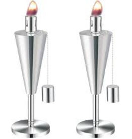 Anywhere Fireplace Outdoor Tabletop Torch-Cone (1 pc)