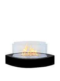 Anywhere Fireplace Lexington Black Fireplace