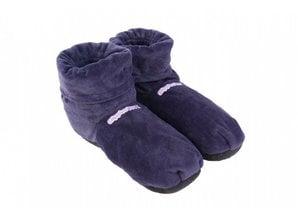 Slippies Boots Classic Blauw   Magnetronsloffen   Warmies