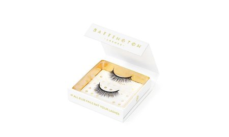 Battington wimpers Battington wimpern Monroe
