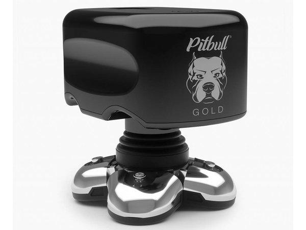 Skullshaver PITBULL gold edition