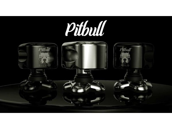 Skullshaver PITBULL platinum edition