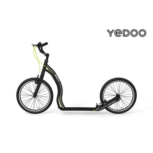 YEDOO DRAGSTR SCOOTER