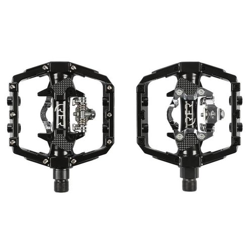 CUBE RFR PEDALS FLAT WITH CLICK SYSTEM