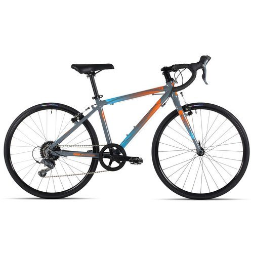 CUDA JUNIOR ROAD BIKE 24'' (GREY & ORANGE)