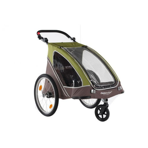 OUTEREDGE PATROL STROLLER TRAILER