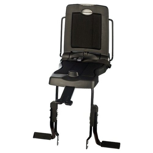 BOBIKE JUNIOR CLASSIC REAR CHILDSEAT (URBAN BLACK)
