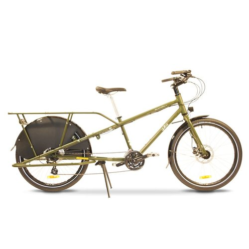 YUBA MUNDO LUX LONG TAIL CARGO BIKE
