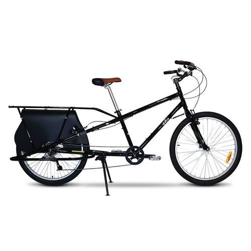 YUBA MUNDU CLASSIC LONG TAIL CARGO BIKE
