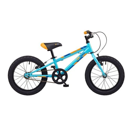 "DE NOVO DE NOVO D-16 ATB BOYS 16"" WHEEL (BLUE)"