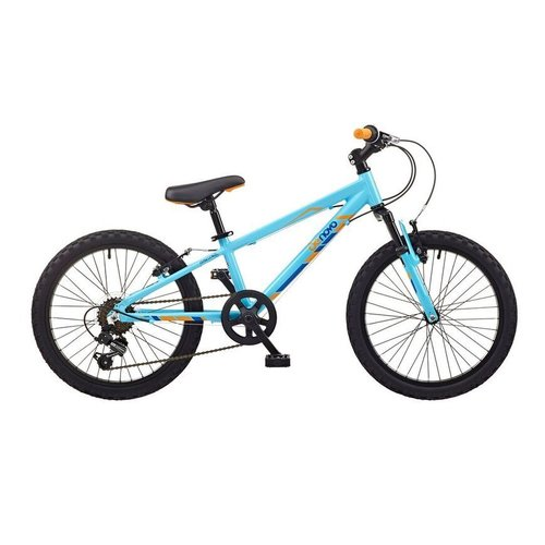 "DE NOVO DE NOVO D-20 ATB FS BOYS 20"" WHEEL 6SPD (BLUE)"