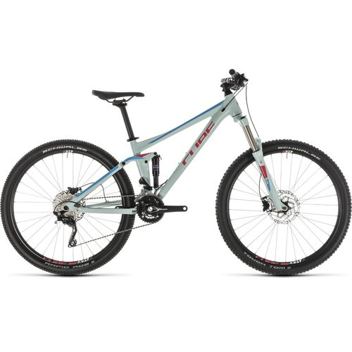 CUBE CUBE STING WS 120 EXC LIGHTBLUE/CORAL 2019