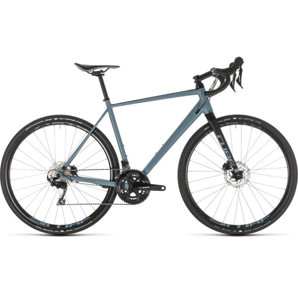 CUBE NUROAD RACE BLUE/BLACK 2019