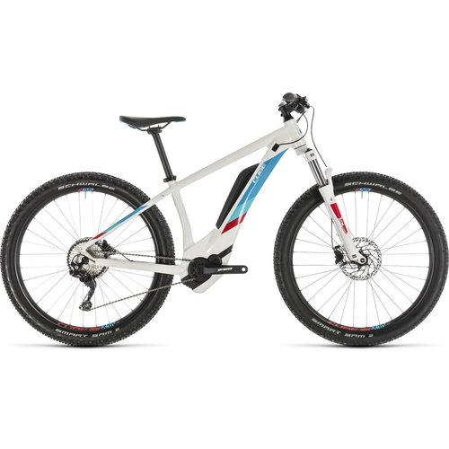 CUBE CUBE ACCESS HYBRID PRO 400 WHITE/BLUE 2019