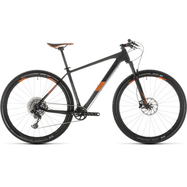 CUBE ELITE C:62 RACE CARBON/ORANGE 2019